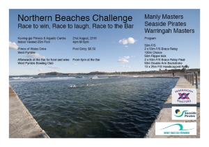 Northern Beaches Challenge Flyer